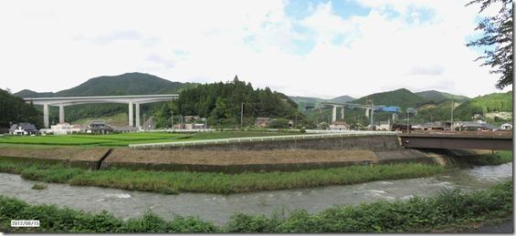 黄柳川小阿寺川橋